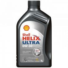 Масло моторное ( 0W-30), 1 л. SHELL Helix Ultra