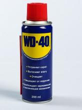 Смазка WD 40, 200 мл.